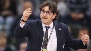 Andrea Trinchieri, coach del Bamberg