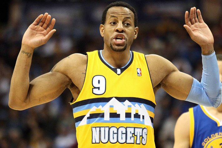 NBA: Playoffs-Golden State Warriors at Denver Nuggets