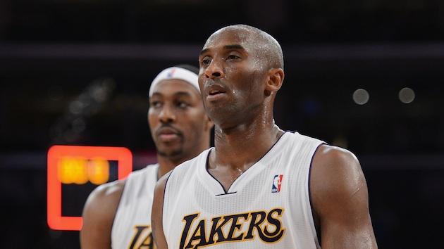Kobe Bryant Dwight Howard