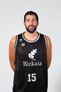 Alex Mumbrù, capitano del Bilbao Basket: non invecchia mai.