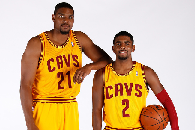 2013 Cleveland Cavaliers Media Day