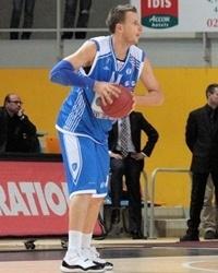 Michal Ignersk alla Virtus Roma (euroleague.net)