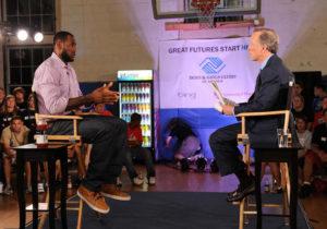 LeBron annuncia la sua scelta attraverso un'iniziativa lanciata da ESPN: The Decision