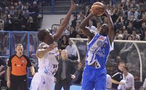Omar Thomas MVP indiscusso del match (unionesarda.it)