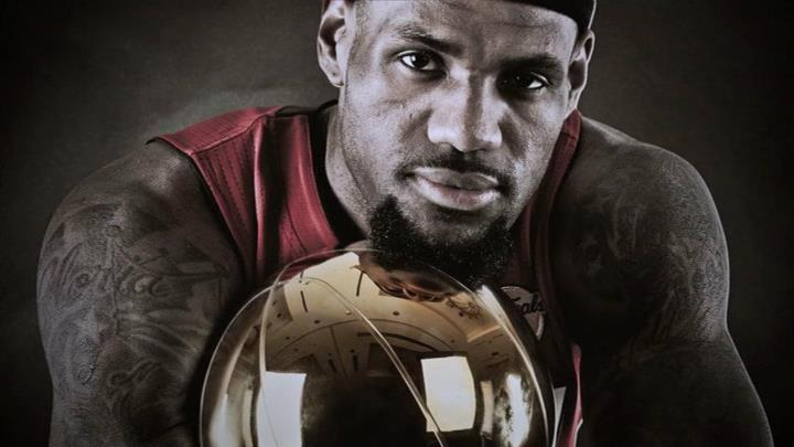 LeBron James-Bown Down to the King