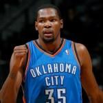 Kevin Durant, MVP indiuscusso del match.
