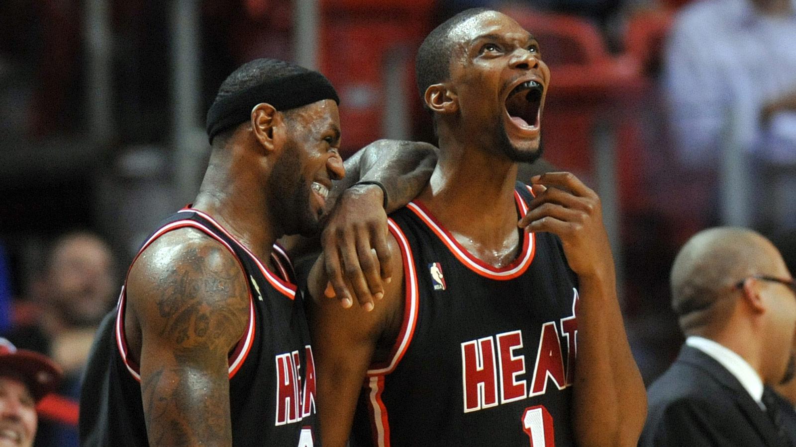 bosh lakers NBA Carmelo