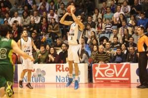 Alberto Corbacho,20 punti nello show del Rio Natura.