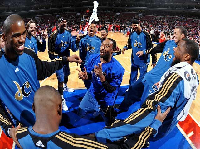 L'immagine dell'Agent 0 nel pre-gara a Philadelphia fa il giro del mondo in un amen e l'NBA decide di sospenderlo fino al termine della stagione