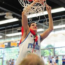 Federico Mussini, eletto nel quintetto ideale del torneo (sportreggio.it)