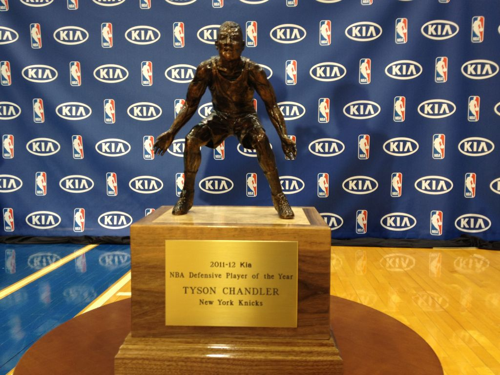 Nba Defensive Player Of The Year