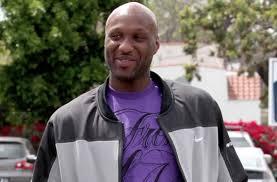 Lamar Odom non gioca a basket a livelli professionistici da un anno.