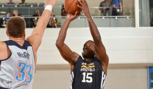 Donald Sloan dei Pacers