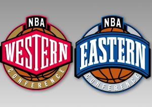 NBA-conferences
