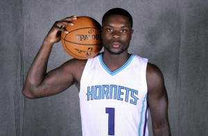 Born Ready in maglia Hornets al Media Day