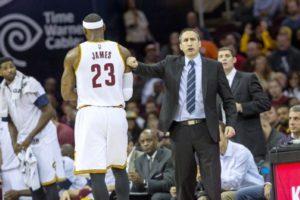 David Blatt e LeBron James: di nuovo insieme il prossimo anno a caccia dell'anello?