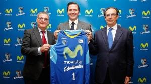 Inizia nel migliore dei modi l'avventura dello sponsor Movistar nel basket. La prima partita è una vittoria contro il Barca.
