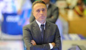 Piero Bucchi rimarrà sulla panchina di Brindisi
