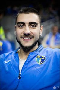 Pietro Aradori, personale record di punti nella Liga.