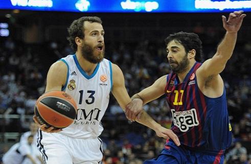 In finale di Liga Endesa troveremo di nuovo un Clasico: Real e Barca pronte ad una serie di fuoco.