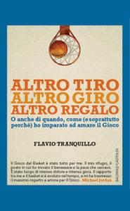 La copertina dell'ultimo libro di Flavio Tranquillo.