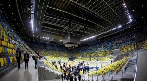 La stupenda Gran Canaria Arena potrebbe essere un fattore in più per l'Herbalife.