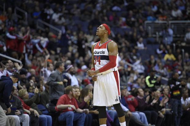 Paul Pierce: quante volte è stato decisivo per i Wizards nei playoffs?