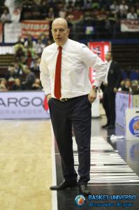 Coach Massimiliano Menetti
