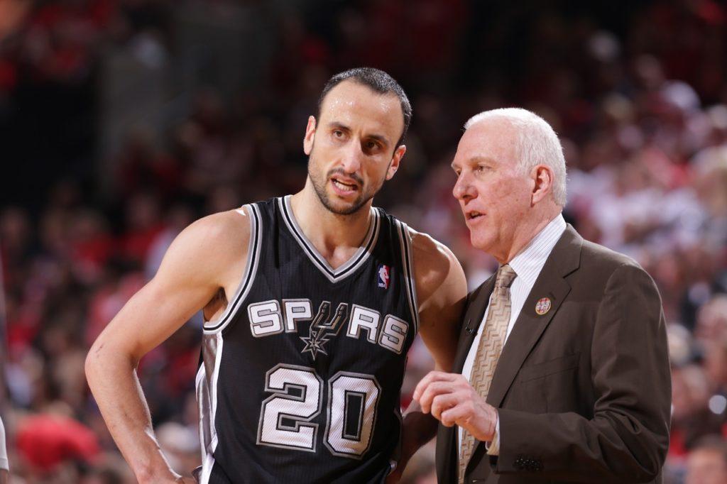 San Antonio Spurs v Portland Trail Blazers - Game Three