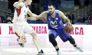 16 punti nell'ultima apparizione di Aradori con la amglia dell'Estudiantes.