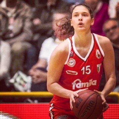 Cecilia Zandalasini è stata una delle migliori di Schio