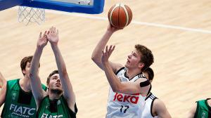 Luka Doncic: buon primo tempo, soprattutto il secondo periodo dove ha sfornato giocate importanti