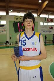 Leonardo Totè con la maglia della Scaligera Verona (scaligerabasket.it)