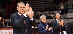 Ora è ufficiale. Sandro Dell'Agnello è il nuovo coach della Juve Caserta. (juvecaserta.it)