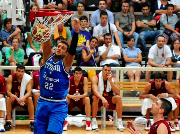 Già un grande impatto per l'unico azzurro campione NBA