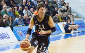 Andrea Pecile è ufficialmente un nuovo giocatore della Pallacanestro Trieste (pallacanestrotrieste2004.it).