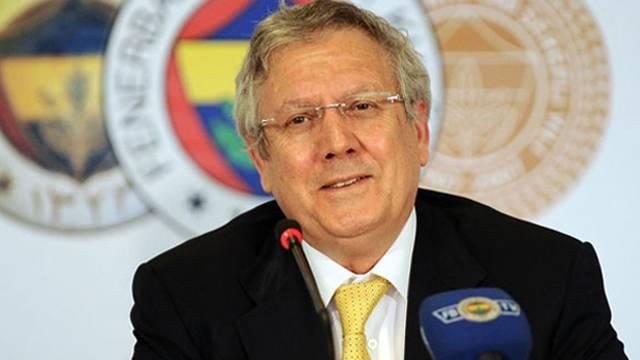 Aziz Yildirim, Presidente del Fenerbahce