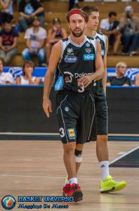 Peppe Poeta stupisce tutti e vince meritatamente il titolo di MVP.