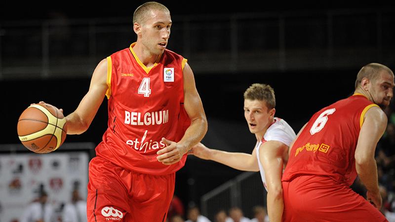 Matt Lojeski, match winner per il Belgio (sport.be).