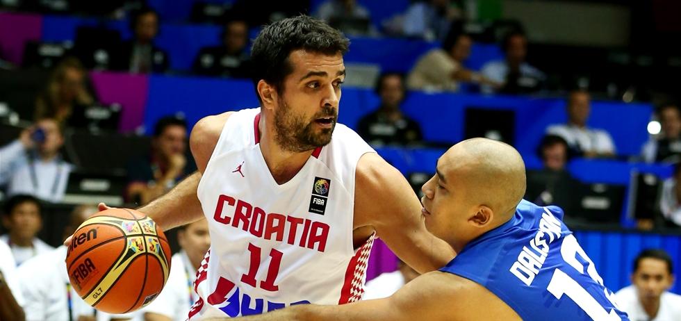 Krunoslav Simon, 20 punti per lui.