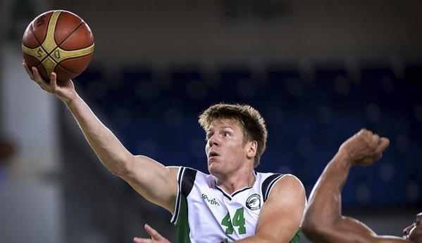 Luke Harangody, MVP della gara