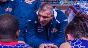 coach Martelossi (Mantova) si ritrova ancora in testa alla classifica
