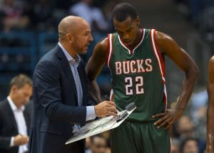 Jason Kidd e Khris Middleton