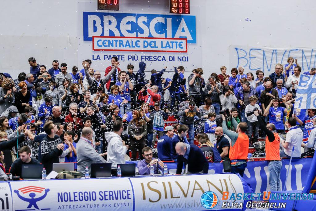 Leonessa Brescia: il nuovo Title Sponsor sarà Germani SpA