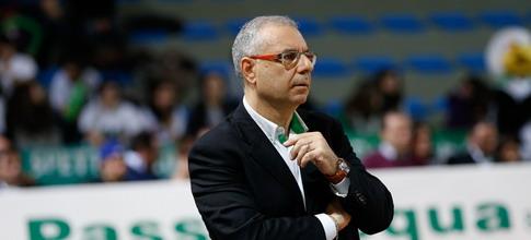 N. Molino, neo coach della Dike