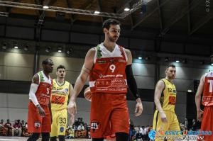 Moraschini (Mantova) MVP del Trofeo Truzzi contro Reggio Emilia