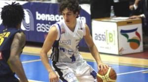 Lorenzo Uglietti capitano del Latina Basket (mondoreale.it).