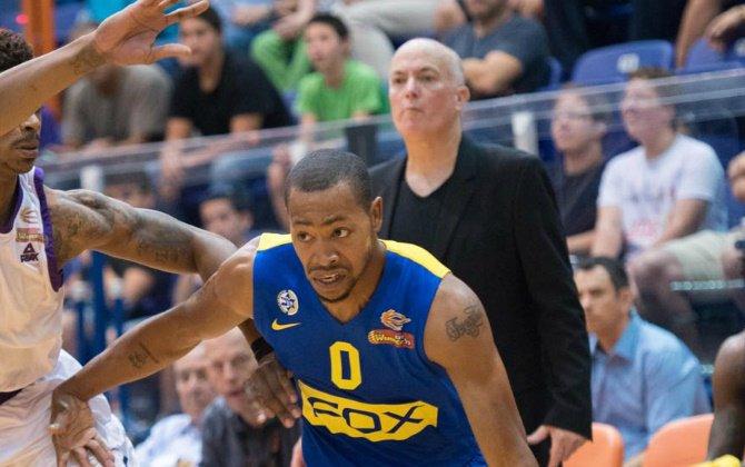 Andrew Goudelock, top scorer per Maccabi