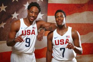 2016 USA Basketball Men's National Portraits