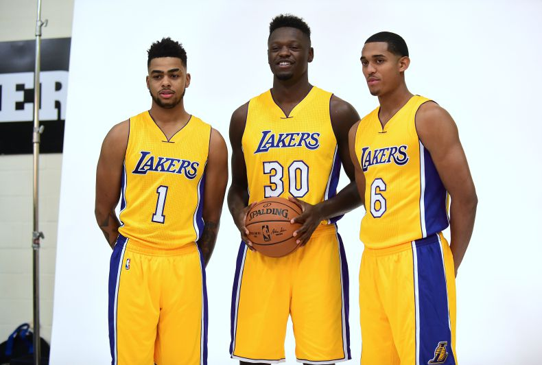 BASKET-NBA-LA LAKERS MEDIA DAY